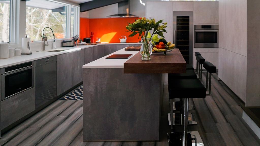 Kitchen Design in Boston