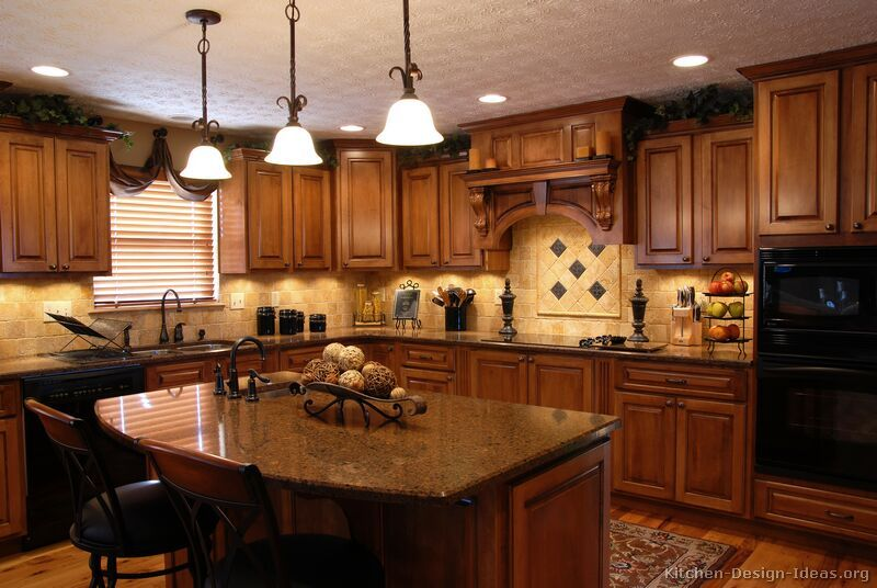 Traditional Kitchen cabinet design Burlington, MA